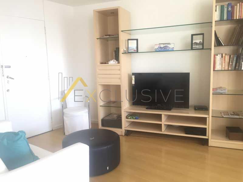 IMG_2833 - Apartamento à venda Rua Almirante Guilhem,Leblon, Rio de Janeiro - R$ 1.350.000 - SL148 - 5