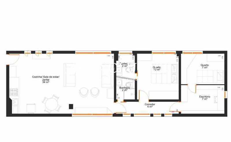 cd576e56cab440e2d3166468729d9b - Apartamento à venda Rua Pio Correia,Jardim Botânico, Rio de Janeiro - R$ 785.000 - SL21229 - 21