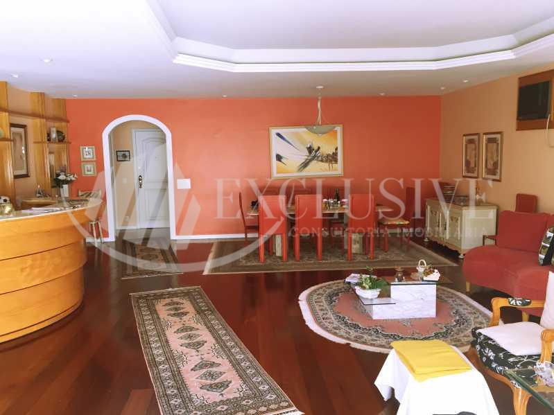 01 - Apartamento à venda Rua Barão da Torre,Ipanema, Rio de Janeiro - R$ 7.400.000 - SL 3029 - 1