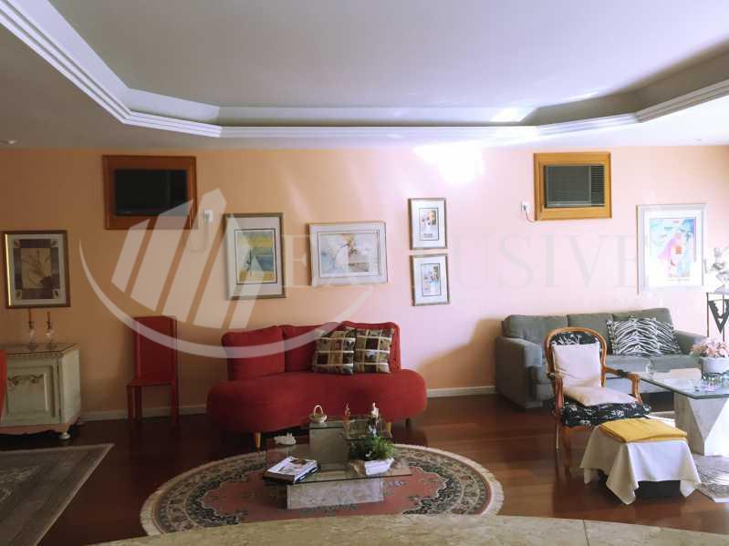 03 - Apartamento à venda Rua Barão da Torre,Ipanema, Rio de Janeiro - R$ 7.400.000 - SL 3029 - 4