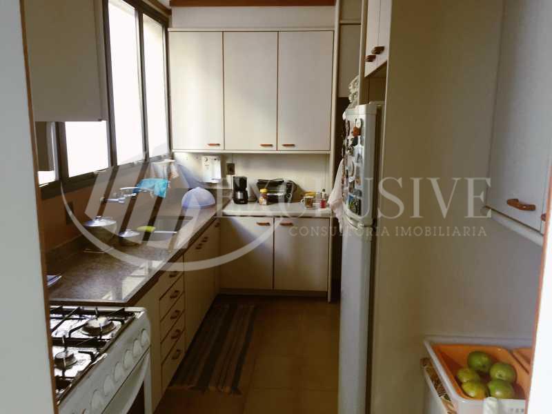 04 - Apartamento à venda Rua Barão da Torre,Ipanema, Rio de Janeiro - R$ 7.400.000 - SL 3029 - 5