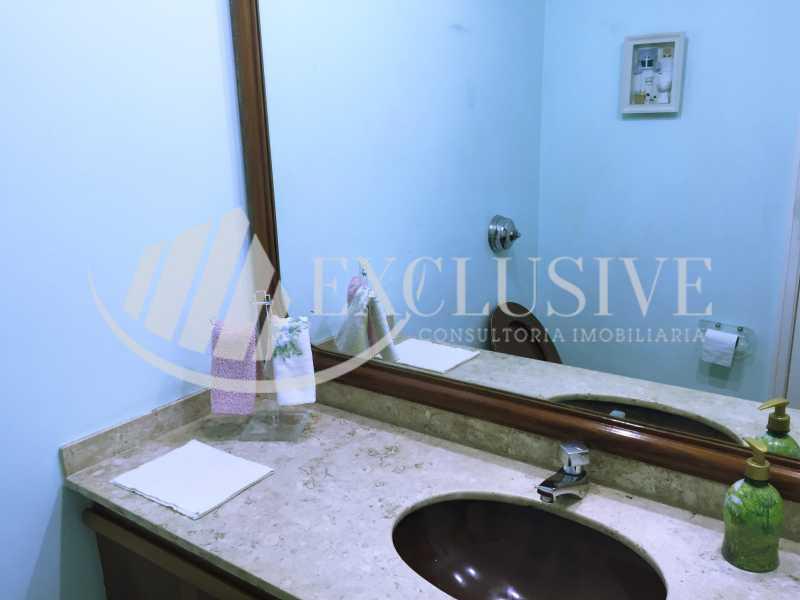 6 - Apartamento à venda Rua Barão da Torre,Ipanema, Rio de Janeiro - R$ 7.400.000 - SL 3029 - 17