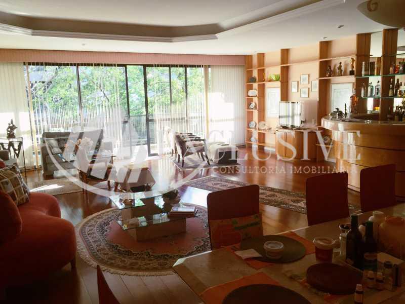 2 - Apartamento à venda Rua Barão da Torre,Ipanema, Rio de Janeiro - R$ 7.400.000 - SL 3029 - 13