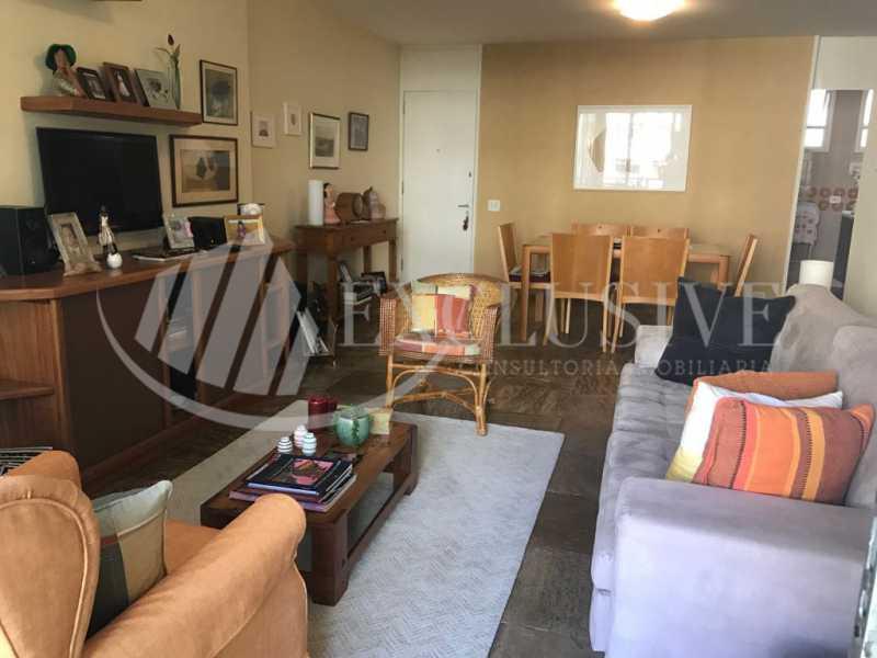 4 - Apartamento à venda Rua Gustavo Sampaio,Leme, Rio de Janeiro - R$ 1.780.000 - SL3036-A - 1