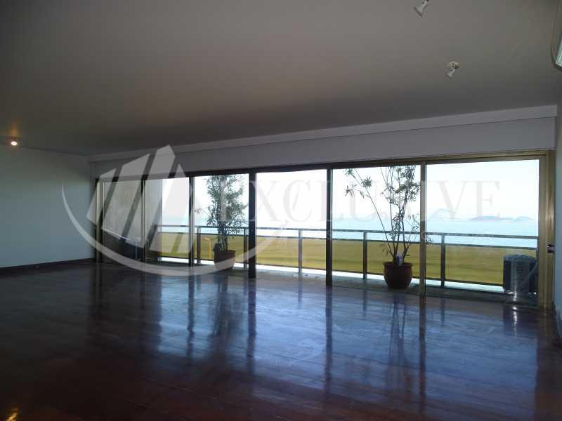 DSC04917 - Apartamento à venda Avenida Vieira Souto,Ipanema, Rio de Janeiro - R$ 12.000.000 - LOC070 - 3