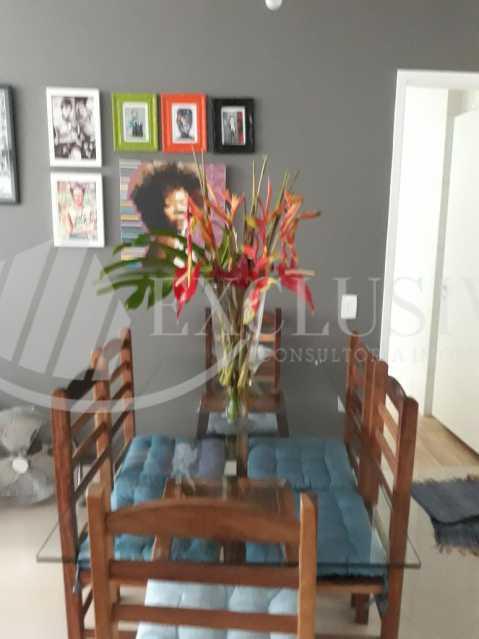 1 - Apartamento à venda Rua Pio Correia,Jardim Botânico, Rio de Janeiro - R$ 965.000 - SL2033 - 5