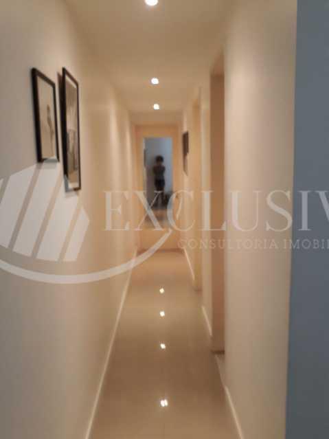 3 - Apartamento à venda Rua Pio Correia,Jardim Botânico, Rio de Janeiro - R$ 965.000 - SL2033 - 6