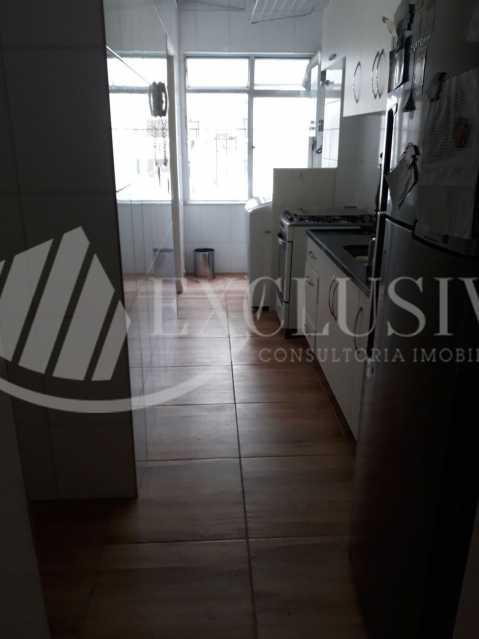 13 - Apartamento à venda Rua Pio Correia,Jardim Botânico, Rio de Janeiro - R$ 965.000 - SL2033 - 17
