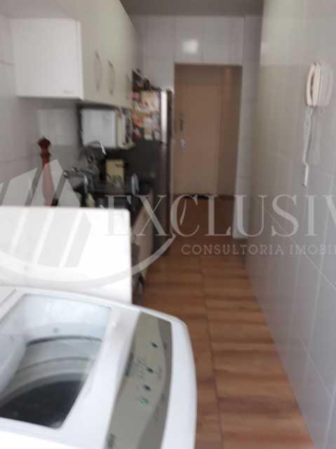 15 - Apartamento à venda Rua Pio Correia,Jardim Botânico, Rio de Janeiro - R$ 965.000 - SL2033 - 18