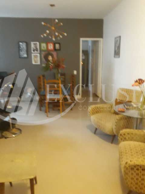 16 - Apartamento à venda Rua Pio Correia,Jardim Botânico, Rio de Janeiro - R$ 965.000 - SL2033 - 3