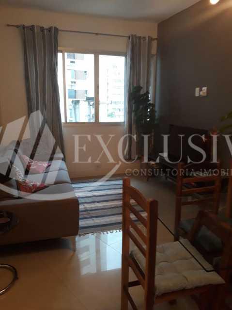 18 - Apartamento à venda Rua Pio Correia,Jardim Botânico, Rio de Janeiro - R$ 965.000 - SL2033 - 19