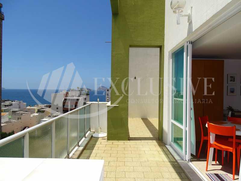 17 - Cobertura para alugar Rua Visconde de Pirajá,Ipanema, Rio de Janeiro - R$ 8.000 - LOC082 - 17