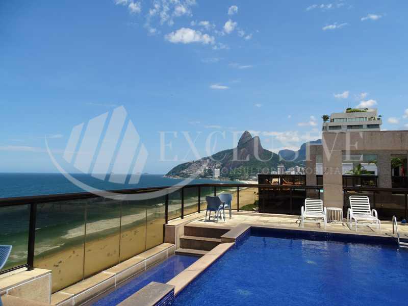 - Apartamento à venda Avenida Vieira Souto,Ipanema, Rio de Janeiro - R$ 3.800.000 - LOC113 - 19