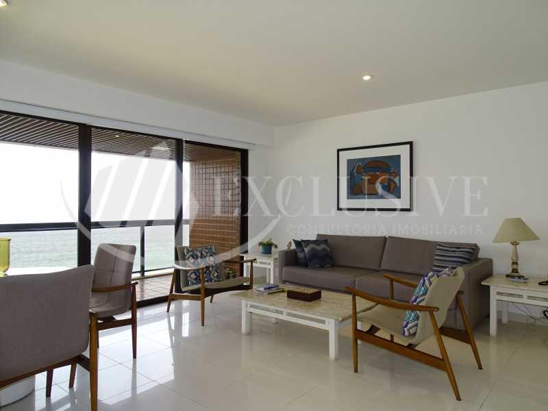 DSC09233 - Apartamento para alugar Avenida Vieira Souto,Ipanema, Rio de Janeiro - R$ 13.000 - LOC120 - 1