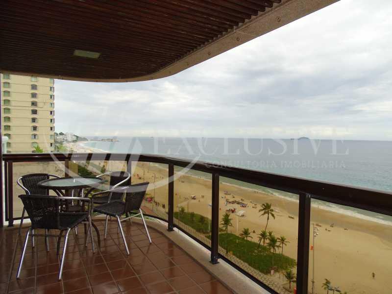 DSC09249 - Apartamento para alugar Avenida Vieira Souto,Ipanema, Rio de Janeiro - R$ 13.000 - LOC120 - 10