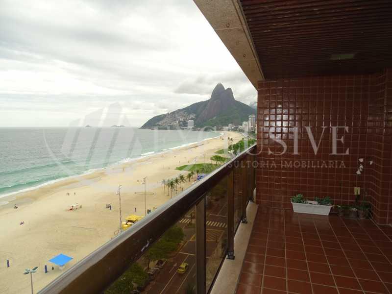 DSC09253 - Apartamento para alugar Avenida Vieira Souto,Ipanema, Rio de Janeiro - R$ 13.000 - LOC120 - 9