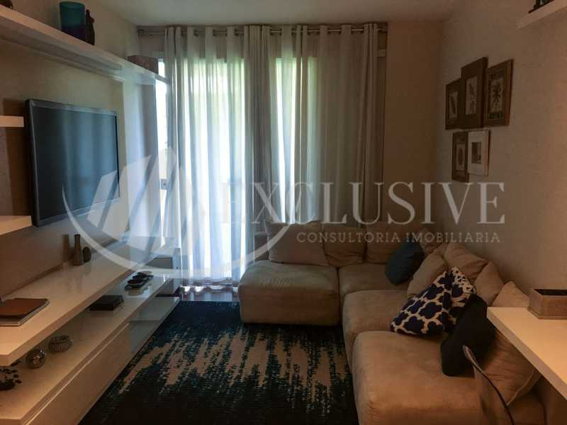 Sala II - Apartamento à venda Rua Santa Clara,Copacabana, Rio de Janeiro - R$ 850.000 - SL2931 - 3