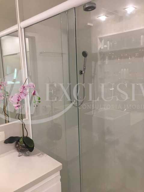 Banheiro Social 1.2 - Apartamento à venda Rua Santa Clara,Copacabana, Rio de Janeiro - R$ 850.000 - SL2931 - 6