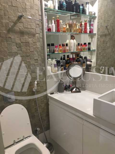 Banheiro Suite - Apartamento à venda Rua Santa Clara,Copacabana, Rio de Janeiro - R$ 850.000 - SL2931 - 10