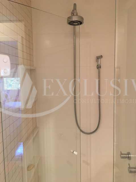 Banheiro Social 1 - Apartamento à venda Rua Santa Clara,Copacabana, Rio de Janeiro - R$ 850.000 - SL2931 - 11
