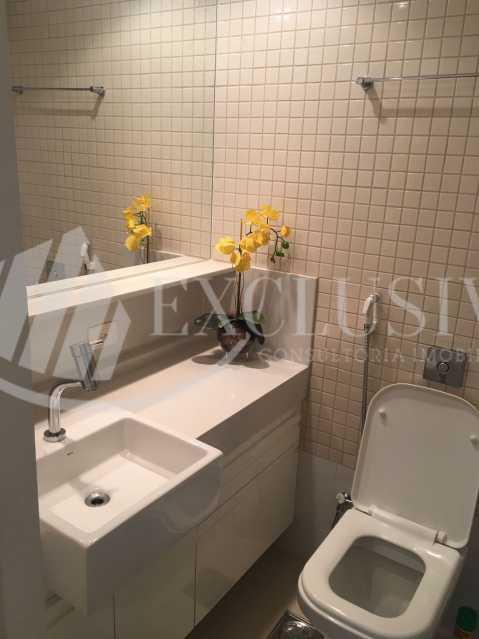Banheiro Social - Apartamento à venda Rua Santa Clara,Copacabana, Rio de Janeiro - R$ 850.000 - SL2931 - 14