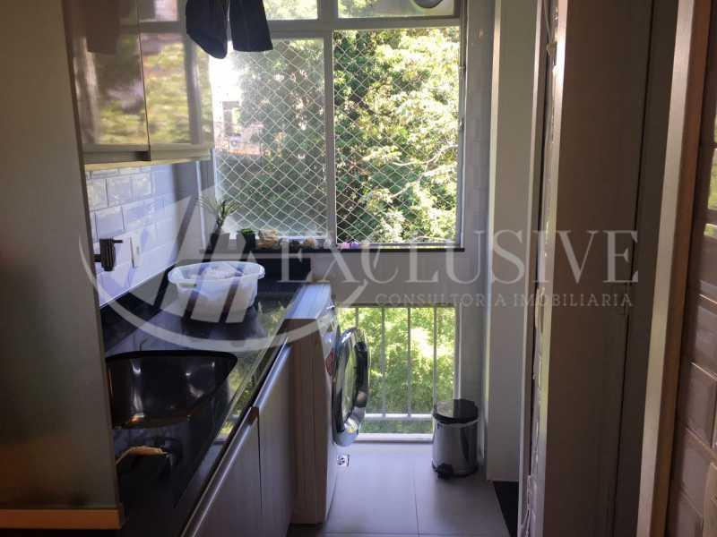 A?rea de Servico - Apartamento à venda Rua Santa Clara,Copacabana, Rio de Janeiro - R$ 850.000 - SL2931 - 16
