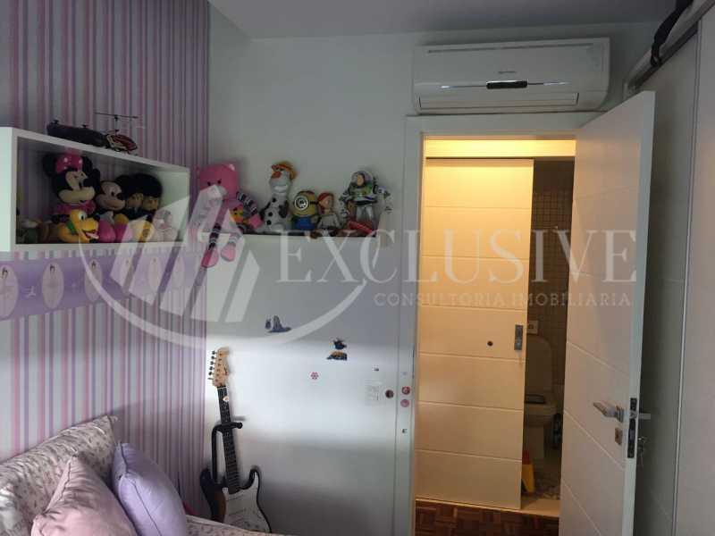 Quarto 1.1 - Apartamento à venda Rua Santa Clara,Copacabana, Rio de Janeiro - R$ 850.000 - SL2931 - 13