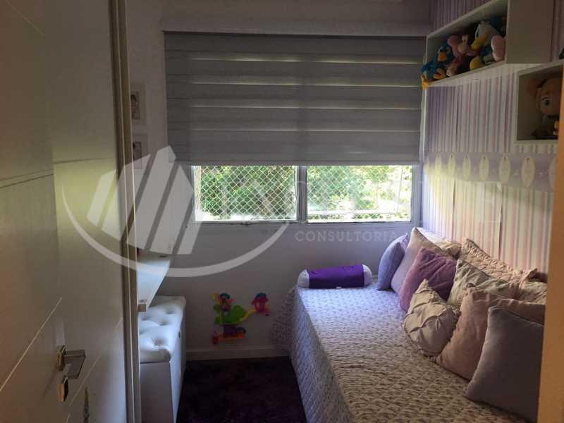 Quarto 1 - Apartamento à venda Rua Santa Clara,Copacabana, Rio de Janeiro - R$ 850.000 - SL2931 - 12