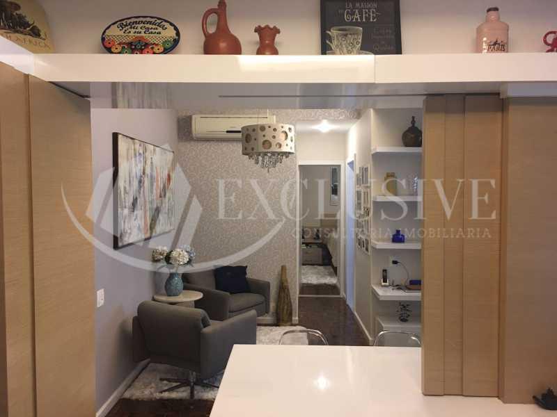 Sala IV - Apartamento à venda Rua Santa Clara,Copacabana, Rio de Janeiro - R$ 850.000 - SL2931 - 5