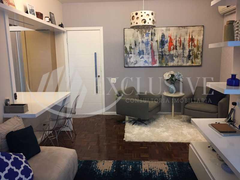 Sala III - Apartamento à venda Rua Santa Clara,Copacabana, Rio de Janeiro - R$ 850.000 - SL2931 - 1