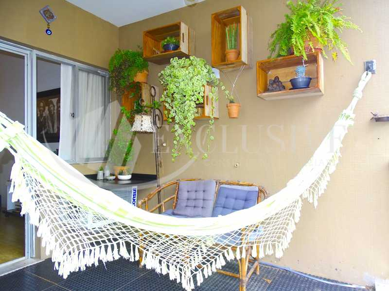 - Apartamento à venda Rua Nascimento Silva,Ipanema, Rio de Janeiro - R$ 1.150.000 - SL1555 - 5