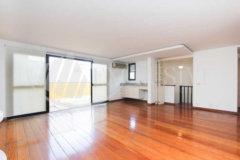 IMG_8633 - Cobertura à venda Avenida Bartolomeu Mitre,Leblon, Rio de Janeiro - R$ 4.100.000 - COB0020 - 19