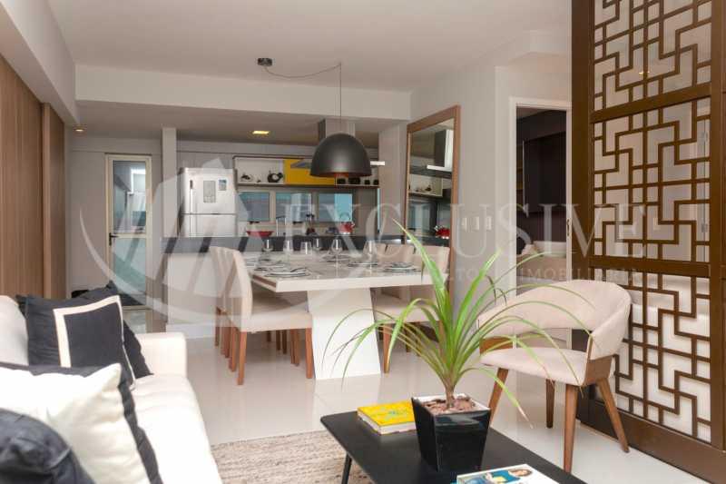 1 - Apartamento à venda Rua Dona Mariana,Botafogo, Rio de Janeiro - R$ 2.400.000 - SL3202 - 1