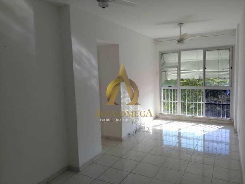 1 - Apartamento à venda Rua Ministro Gabriel de Piza,Pechincha, Rio de Janeiro - R$ 200.000 - AOJ20119 - 1