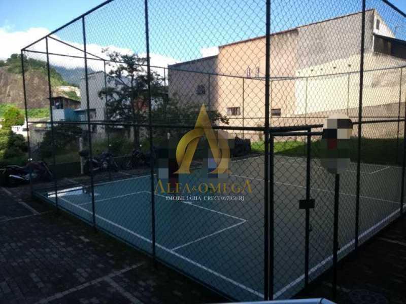 3 - Apartamento à venda Rua Ministro Gabriel de Piza,Pechincha, Rio de Janeiro - R$ 200.000 - AOJ20119 - 12