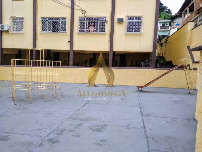 2 - Apartamento à venda Rua Francisco,Praça Seca, Rio de Janeiro - R$ 149.000 - AOJ20120 - 22
