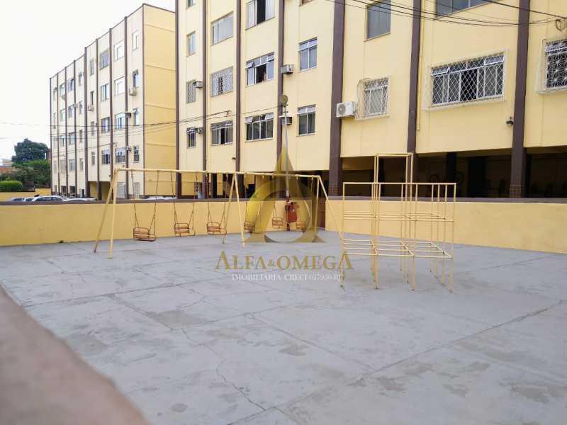 3 - Apartamento à venda Rua Francisco,Praça Seca, Rio de Janeiro - R$ 149.000 - AOJ20120 - 23