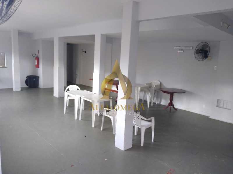 10 - Apartamento à venda Rua Francisco,Praça Seca, Rio de Janeiro - R$ 149.000 - AOJ20120 - 30