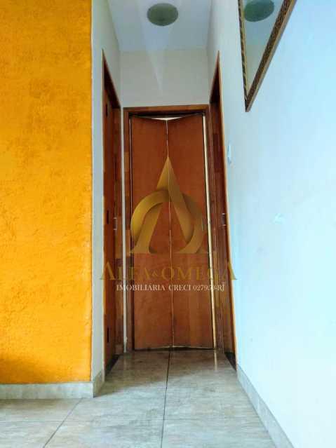 12 - Apartamento à venda Rua Francisco,Praça Seca, Rio de Janeiro - R$ 149.000 - AOJ20120 - 4