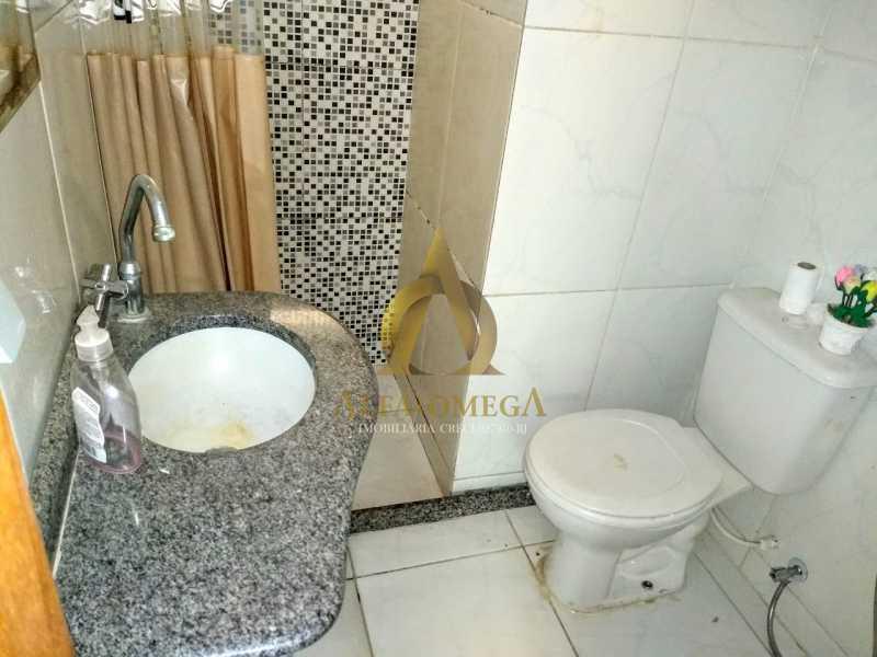 16 - Apartamento à venda Rua Francisco,Praça Seca, Rio de Janeiro - R$ 149.000 - AOJ20120 - 12