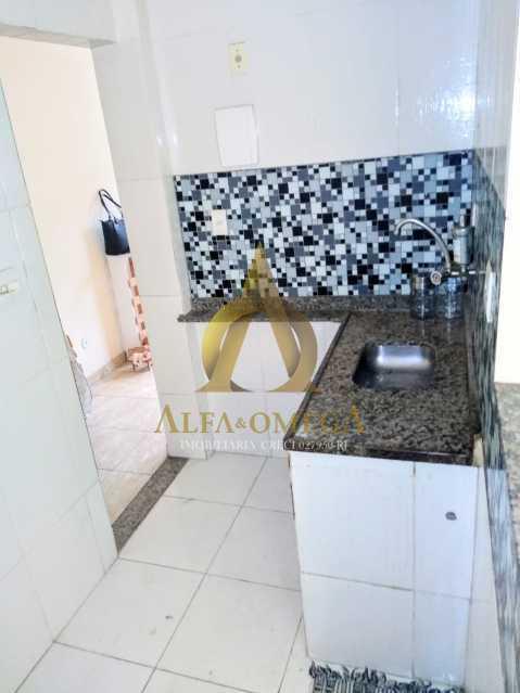 17 - Apartamento à venda Rua Francisco,Praça Seca, Rio de Janeiro - R$ 149.000 - AOJ20120 - 13