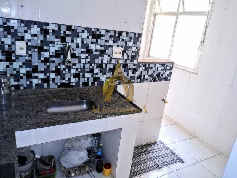 18 - Apartamento à venda Rua Francisco,Praça Seca, Rio de Janeiro - R$ 149.000 - AOJ20120 - 14