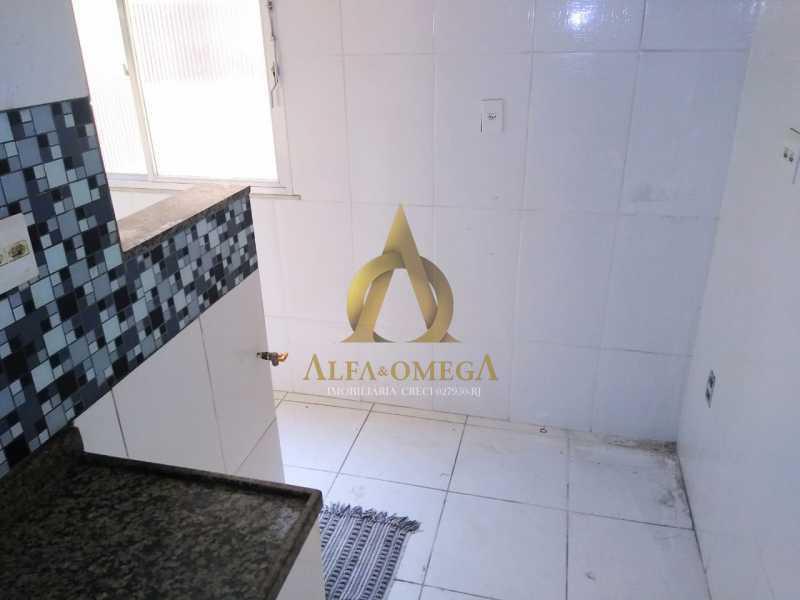 19 - Apartamento à venda Rua Francisco,Praça Seca, Rio de Janeiro - R$ 149.000 - AOJ20120 - 15