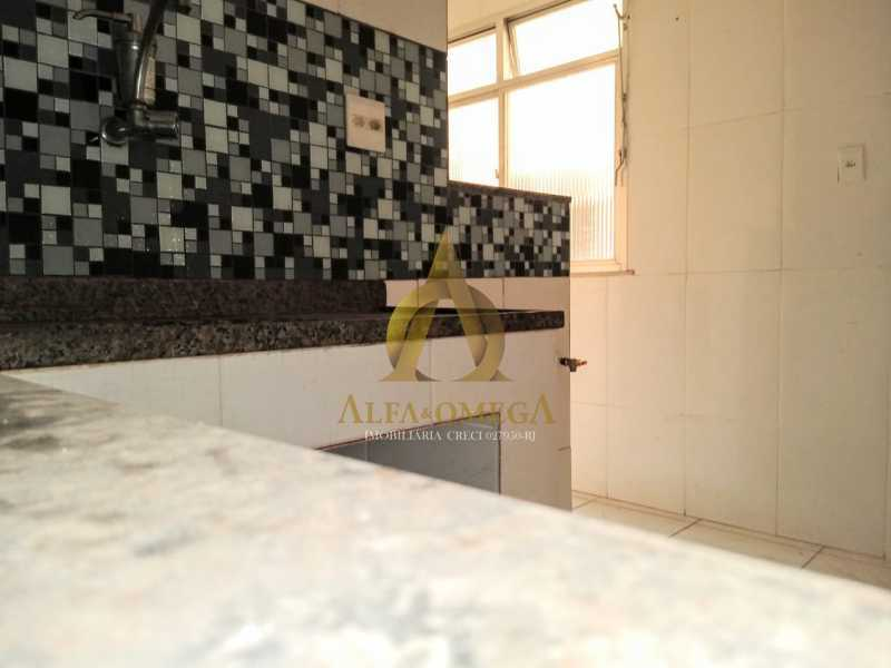 20 - Apartamento à venda Rua Francisco,Praça Seca, Rio de Janeiro - R$ 149.000 - AOJ20120 - 16
