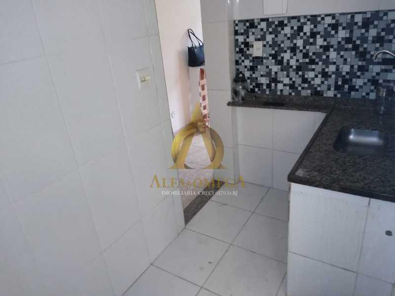22 - Apartamento à venda Rua Francisco,Praça Seca, Rio de Janeiro - R$ 149.000 - AOJ20120 - 18