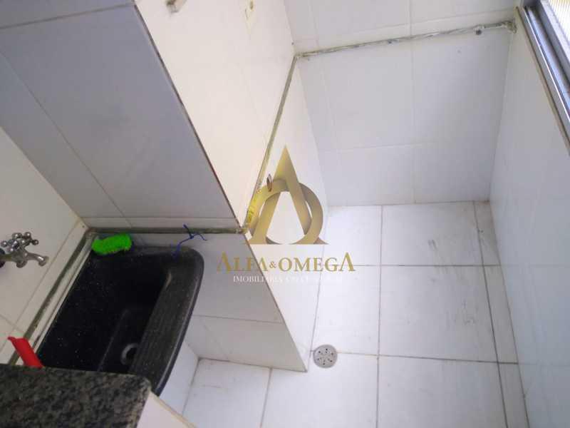 24 - Apartamento à venda Rua Francisco,Praça Seca, Rio de Janeiro - R$ 149.000 - AOJ20120 - 19
