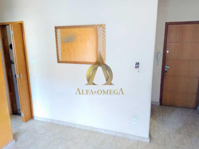27 - Apartamento à venda Rua Francisco,Praça Seca, Rio de Janeiro - R$ 149.000 - AOJ20120 - 5