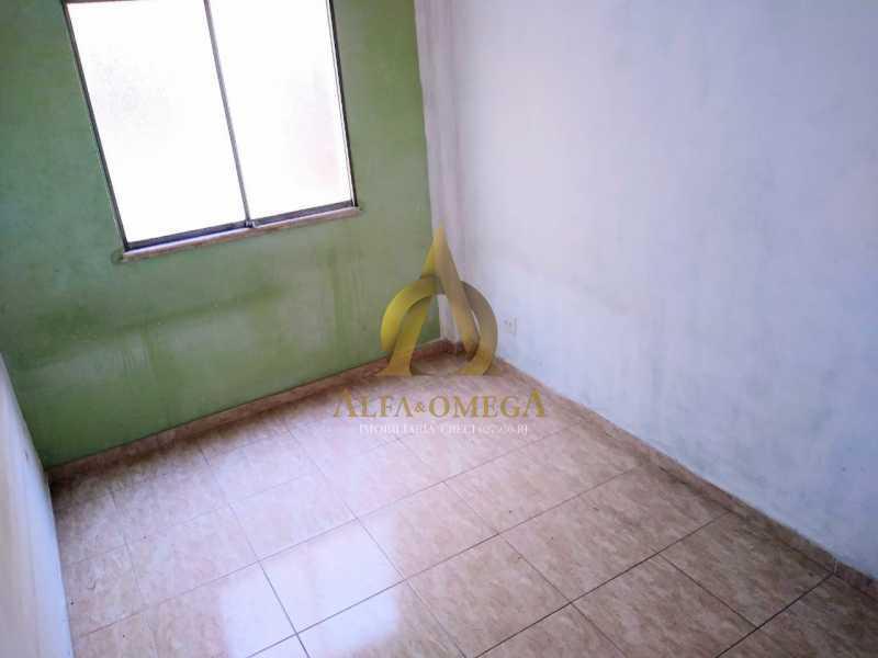 30 - Apartamento à venda Rua Francisco,Praça Seca, Rio de Janeiro - R$ 149.000 - AOJ20120 - 8