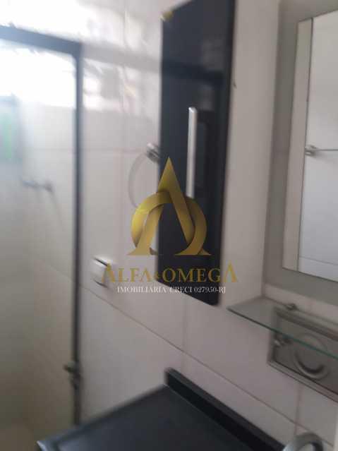 1 - Apartamento Estrada Adhemar Bebiano,Engenho da Rainha, Rio de Janeiro, RJ À Venda, 2 Quartos, 50m² - AOJ20121 - 8
