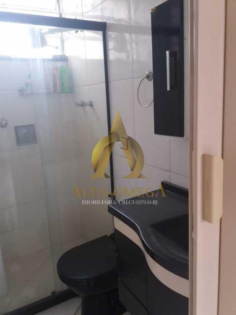 2 - Apartamento Estrada Adhemar Bebiano,Engenho da Rainha, Rio de Janeiro, RJ À Venda, 2 Quartos, 50m² - AOJ20121 - 7
